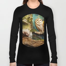 Cuckoo in the Owl's nest Long Sleeve T-shirt
