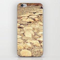 broken road iPhone & iPod Skin