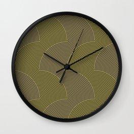 Cascade .earth Wall Clock