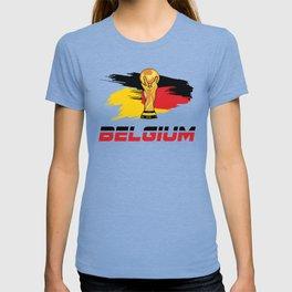 World cup Belgium T-shirt