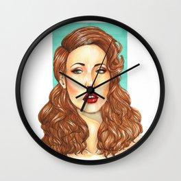 Danna Wall Clock