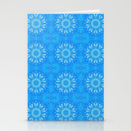 Bella Blue Stationery Cards