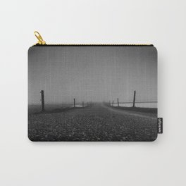Misty Dawn - Landscape Photography Carry-All Pouch