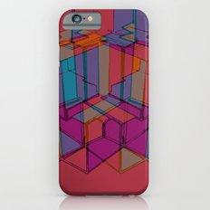 Cube Geometric I iPhone 6s Slim Case