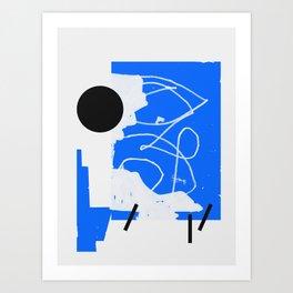 Tulpak #2 Art Print