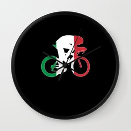 Tour de France, Tour de France Paris, Italy Wall Clock