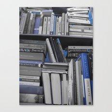 books 3  Canvas Print