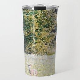 Whitetail Bucks Travel Mug