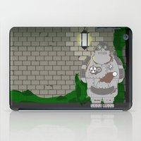 robot iPad Cases featuring Robot by AngoldArts