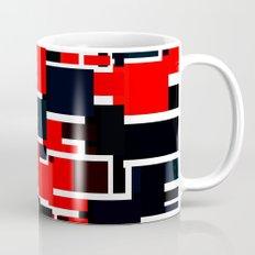Black and Red Mug