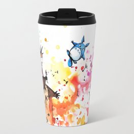 """Blown away"" Travel Mug"