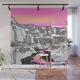 The Grand Canyon Wall Mural
