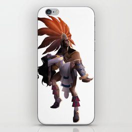 iztaccihuatl y popocatepetl iPhone Skin