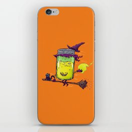 The Witch Jam iPhone Skin