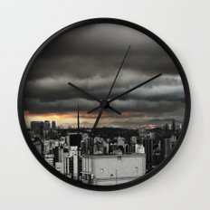 Dark Sky SP Wall Clock