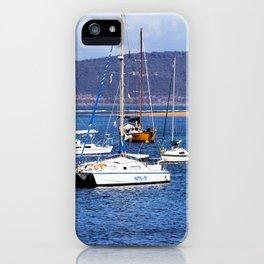 Booker Bay iPhone Case