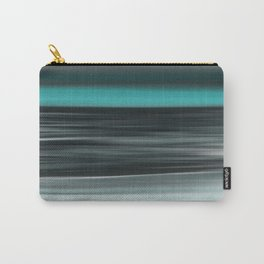 Ocean Calm Abstract Seascape Carry-All Pouch