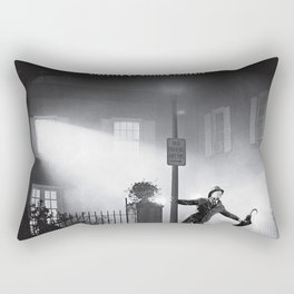 Fred Astaire in The Exorcist Rectangular Pillow