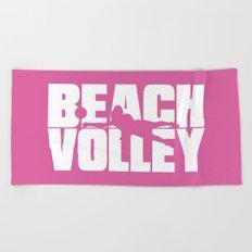 Beach volley Beach Towel