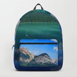 Canada Photography - A Big Colorful Lake Backpack