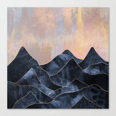 Mountainscape Canvas Print