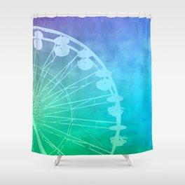 Carnival Summer Shower Curtain