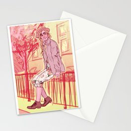Jean Prouvaire Stationery Cards