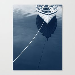 Row Row Row Your Boat Canvas Print