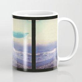 Aerial Daydreaming; zeppelin Coffee Mug