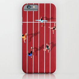Finish Line iPhone Case