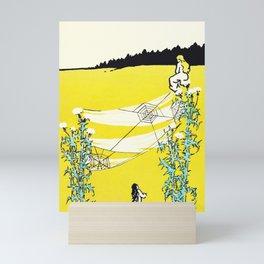 Cobwebs Mini Art Print
