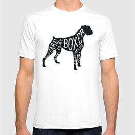 I Only Care About My Boxer.. T-shirt