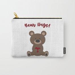 Bear Hugs Carry-All Pouch
