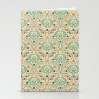wallpaper Stationery Cards featuring Wallpaper by hcase