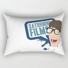 SaturnineFilms Rectangular Pillow