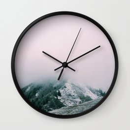 The Disappearance Wall Clock