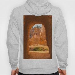 Doorway Bryce Canyon Utah, United States Hoody