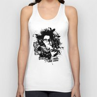 orphan black Tank Tops featuring Orphan Black - Welcome to the Trip by Annabelle Pickering