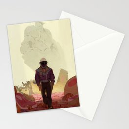 Fornax Void and the Meat King Stationery Cards
