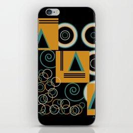 Modern Aztec iPhone Skin
