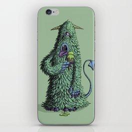 Id Monster iPhone Skin