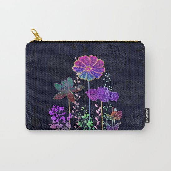 Flower Tales 3 Carry-All Pouch