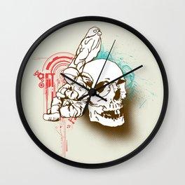 Spoiler Alert Wall Clock