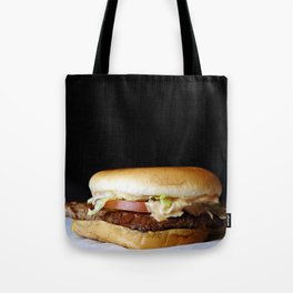 Burger 1 Tote Bag