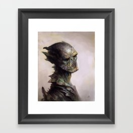 hurzel Framed Art Print