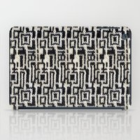 knit iPad Cases featuring Maze Knit by JoAnna Seiter