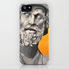 stone man iPhone Case