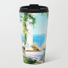 Cozy courtyard # 2 Travel Mug