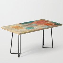 MidMod Art 5.0 Graffiti Coffee Table