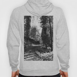 Forest black and white 15 Hoody